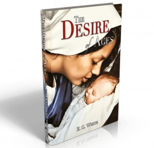 Desire of Ages Paper Back Book  - by Ellen G White