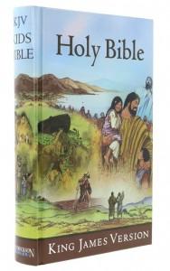 Children's KJV Holy Bible