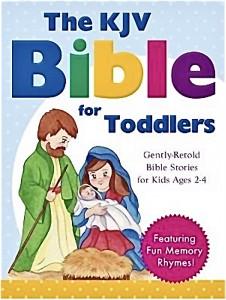 KJV Bible for Toddlers