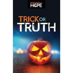 TRICK OR TRUTH Tracts Pk 100