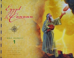 Egypt to Canaan Bible Journeys Board Game