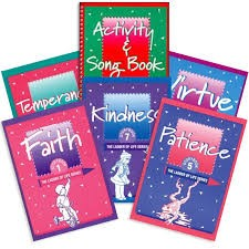 Ladder of Life with Activity Book and Song Book