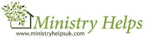 Ministry Helps UK - Ministry Helps UK